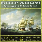 Chris McDonald - Ship Ahoy! Songs of the Sea